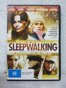 Sleepwalking DVD Charlize Theron, Nick Stahl REGION 4