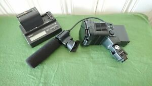 SONY HVL-LPBA Light with microphone and charger