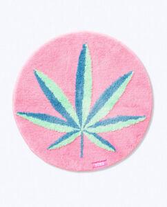 Victoria's Secret PINK Coco Chill Marijuana Cannabis Pot Weed Leaf Bath Mat Rug