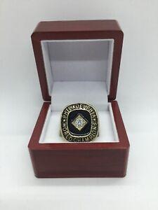 1967 Philadelphia 76ers Wilt Chamberlain Finals Championship Set with Display Se