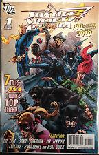 Justice Society of America #1 (2010) NM- 1st Print DC Comics New 52