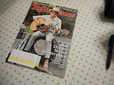 Bob Dylan Covers Rolling Stone Magazine November 2014 Jon Stewart