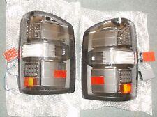 D09091617 AnzoUSA 311220 Black LED Tail Light for GMC Sierra