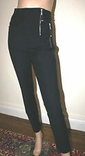 HIGH USE Pantalon Jodhpur Pants Zip Taille Haute Fermeture latéarle TL