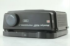 [Exc++++] Mamiya RZ67 Pro II 120 Roll Film Back Holder from Japan # 665