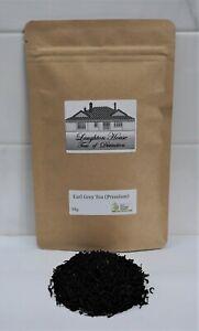 Laughton House  - Organic Premium Earl Grey Tea - OP1 Grade - 50g