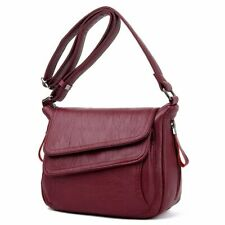 Women's Messenger Hobo Bags Leather Handbags Shoulder Tote Purse Crossbody Bags