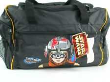 vintage Star Wars Anakin Skywalker duffle bag pod racer black