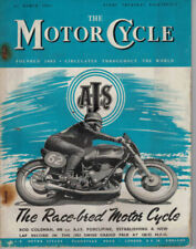 Weekly Motor Cycle Magazines in English