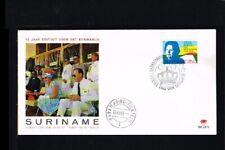 [LW057] 1969 - Suriname FDC E72_1M - Statuutzegel