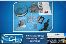 Suits Nissan Navara & Pathfinder 2.4lt Z24 GENUINE WEBER Carburettor Upgrade Kit