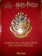 Carte Harry Potter - Auchan (au choix)