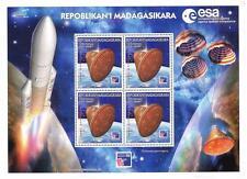 """Agenzia Spaziale Europea PHILEX FRANCE 1999 Gomma integra, non linguellato 6"""" x 8"""" FRANCOBOLLO SHEETLET"""