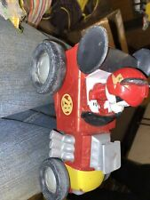 New listing Mickey Mouse Hot Rod Diecast Car Roadster Racers Toy Disney Junior Hot Wheels