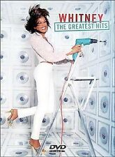 Whitney Houston - The Greatest Hits (DVD, 2000, Special Edition) New Sealed