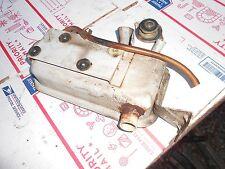 1980 Skidoo 9500 Blizzard Plus parts: COOLANT RESERVOIR TANK- steel