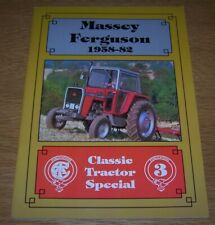 MASSEY FERGUSON 1958-82 CLASSIC TRACTOR SPECIAL 3.