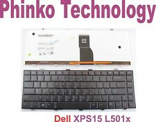Brand New Keyboard for Dell XPS L401X L501X 09w3p6 Laptop Black with Backlit