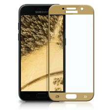 3D Panzer Glas für Samsung Galaxy A5 2017 Display Schutz Folie Full Screen Cover