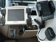 CAR LIGHTER MOUNT FOR TOMTOM ONE 310 CANADA N14644, 125 125SE 130 130S 140 140S