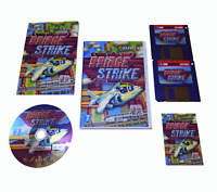 New Bridge Strike Amiga Collector Game Box CD + 2x Floppy Disk + Sticker