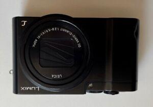 Panasonic LUMIX TZ100 Compact Camera - Black