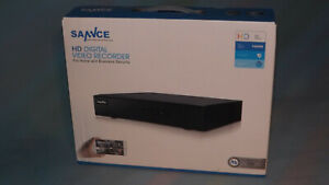 SANNCE 5in1 1080P 8Ch DVR DN81BL Onvif Compliant