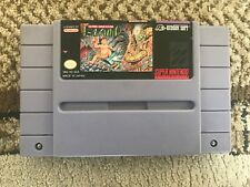 Super Adventure Island Super Nintendo GAME ONLY GAME CLEANED SNES