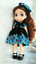 Disney Baby Doll Clothes Peacock dress Clothing Animator's collection NO DOLL