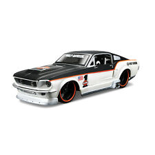 FORD MUSTANG GT 1967 1/24 scale car model diecast HARLEY DAVIDSON