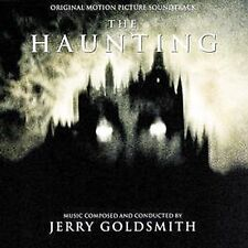 The Haunting [1999] [Original Motion Picture Soundtrack] by Jerry Goldsmith (CD,