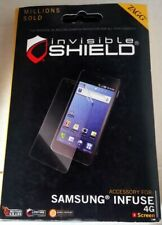 Zagg InvisibleShield Durable Screen Protector for Samsung Infuse 4G
