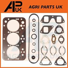 FIAT 446,450,466,480,500,540 TRATTORE 3 Cilindro Top Head Guarnizione Set Kit 8035.02 ENGIN
