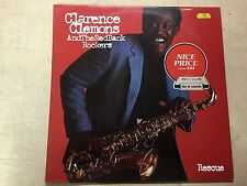 CLARENCE CLEMONS RESCUE LP 33 GIRI
