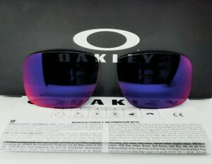 """OAKLEY replacement """"HOLBROOK"""" positive red iridium OO9102 LENSES for SUNGLASSES"""