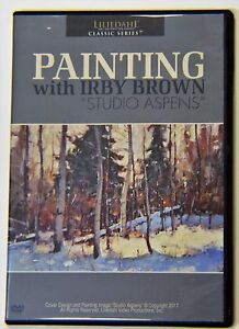 Irby Brown: Studio Aspens - Art Instruction DVD