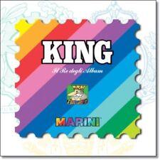 MALTA 1953/1989 FOGLI MARINI KING VERSIONE CLASSICA (TASCHINE) USATO (9)