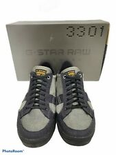 G Star Raw - Canvas Shoes - Mens Size 9 EU 43 - Box Included