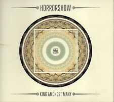 HORRORSHOW - KING AMONGST MANY CD 2013 DIGIPAK ELEFANT TRAKS STICKERS HIP HOP