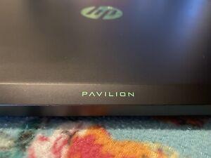 """HP Pavilion I5 GTX 1650 Gaming 15.6"""" FHD 256GB SSD 12GB RAM Black (7KW86UA#ABA)"""