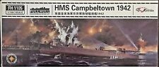 1/700 HMS Campbeltown (1942 St. Nazaire) Wickes Class destroyer Flyhawk FH1105