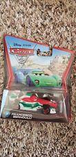 Disney Pixar Cars Mattel Diecast FRANCESCO BERNOULLI/Carla Veloso Error CARS 2