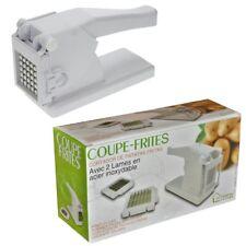 Cippatrice di Patate Patatine Fritte Chip Slicer Cutter Verdura Chopper 2 FRESE