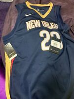 New NWT Anthony Davis New Orleans Pelicans Jersey Youth Kids XL Nike
