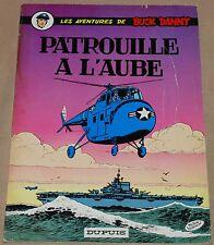 Buck Danny -14- / Patrouille à l'aube / Re 1965 / BE+