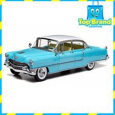 Greenlight 1:18 Cadillac Fleetwood Series 60  - Blue caddy 1955