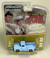 Greenlight 1/64 Scale 1956 Ford F-100 The Andy Griffith Show Diecast Model Car