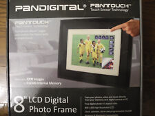 """Pandigital 8"""" LCD Photo Frame (Pantouch Touch Sensor Technology) 3200 Images"""