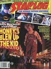 Starlog Magazine Honey I Blew Up The Kid August 1992 #181