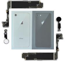 iPhone 8 / 8 Plus Scheda Madre Motherboard Mainboard con Assemblaggio Gratuito
